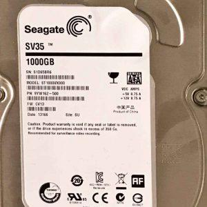 SEAGATE 1000 GB ST1000VX000 100664907 REV-B