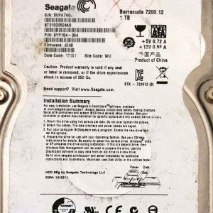 SEAGATE 1000 GB ST31000524AS 100574451 REV-B