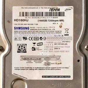 SAMSUNG 160 GB HD160HJ BF4100134APARAGON REV08