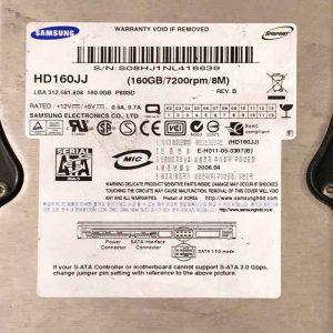 SAMSUNG 160 GB HD160JJ BF4100095A Delphi REV02