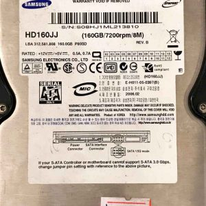 SAMSUNG 160 GB HD160JJ BF410095A Delphi REV 02