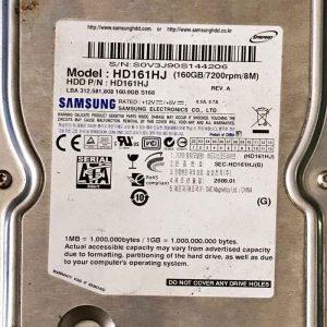 SAMSUNG 160 GB HD161HJ BF410054A8MREV06
