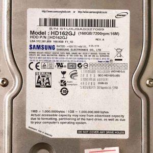 SAMSUNG 160 GB HD162GJ BF41001788R00TIRINITY_ID_ REV08