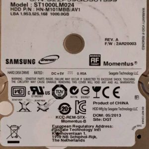 SAMSUNG 1000 GB ST1000LM024
