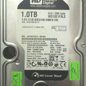WESTERN DIGITAL 1TB WD1001FALS REV A 2060-701640-002