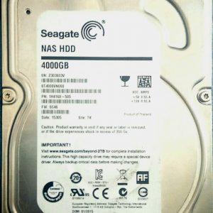 SEAGATE NAS HDD 4TB ST4000VN000 REV C 100710248