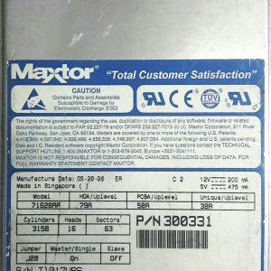 MAXTOR 1.6GB 71626AP
